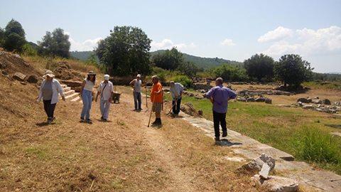 Ξεκίνησαν ανασκαφές  στον Αρχαιολογικό  χώρο του Θέρμου