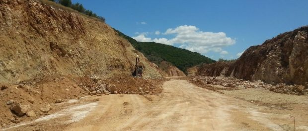Χρονίζει το έργο στον αυτοκινητόδρομο Άκτιο-Αμβρακία
