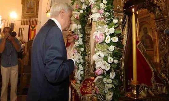 Παυλόπουλος: Δεν ξεχνούμε τη θυσία των Ελλήνων του Πόντου