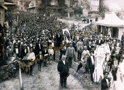 Ο Αιματηρός Αύγουστος…   ….του 1926, στο Αγρίνιο