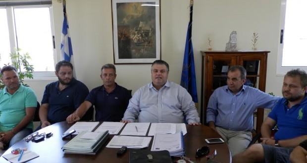 Τον Σεπτέμβριο η δημοπράτηση του έργου βελτίωσης ποιότητας νερού υδροδότησης του Αιτωλικού