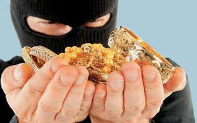 Κλοπή χρυσαφικών απο οικία στο Παναιτώλιο