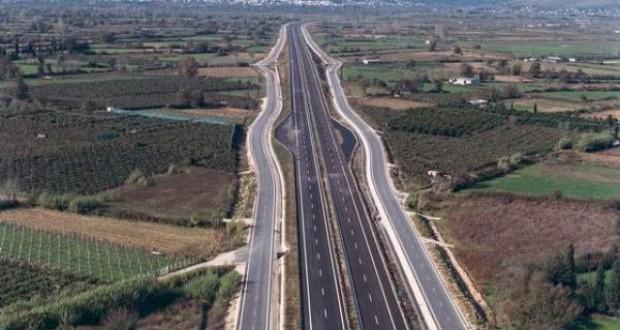 Ιόνια οδός :Πάνω από το 78%,του έργου έχει ολοκληρωθεί