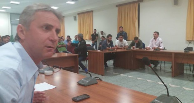 Ανέλαβε προσωρινή διοίκηση στην ΜΕΔΕΩΝ ΚΑΤΟΥΝΑΣ για την αποφυγή διάλυσης της ιστορικής ομάδας