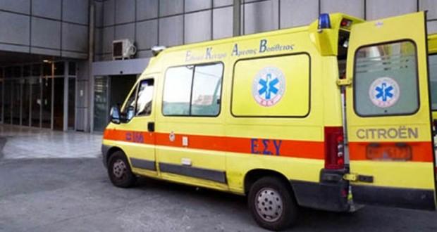 Νεκρή μητέρα δύο παιδιών σε τροχαίο στο Βόλο