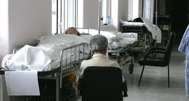 Δραματική η κατάσταση σε 50 νοσοκομεία της χώρας