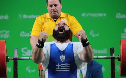 Παραολυμπιακοί 2016: Η τελική θέση της Ελλάδας στον πίνακα των μεταλλίων