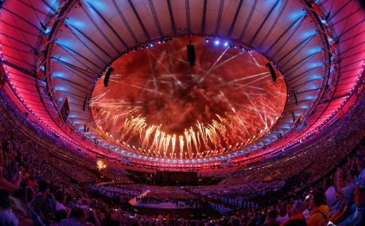 Τελετή λήξης Παραολυμπιακών 2016: Αυλαία στη μεγάλη γιορτή της διαφορετικότητας! (εικόνες)