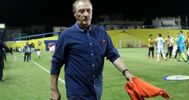 Super League: Ανέλαβε τον Απόλλωνα Σμύρνης ο Γιάννης Ματζουράκης – Πρώην του Παναιτωλικού