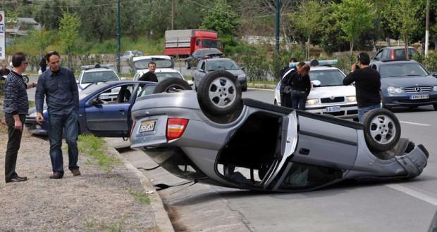 9 θανατηφόρα ατυχήματα  τον Αύγουστο του έτους 2018