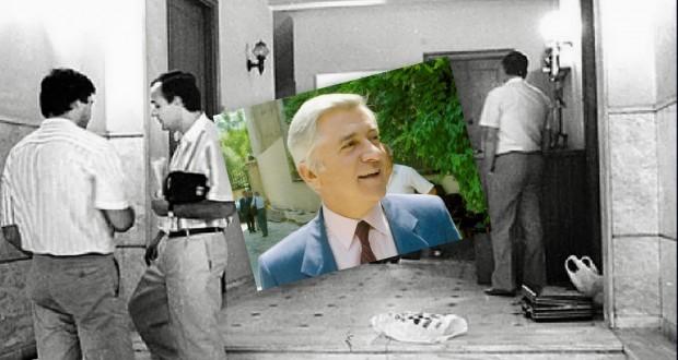 27 χρόνια από τη δολοφονία του Παύλου Μπακογιάννη, Του Βασίλη Φ.Φωτάκη