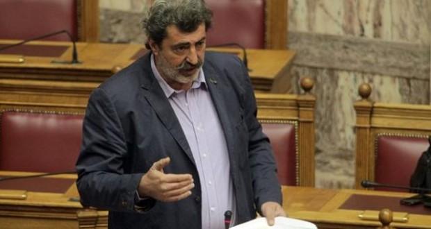 Καλούν τον Παύλο Πολάκη να φύγει από το κόμμα