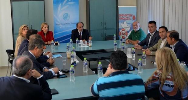 Απ. Κατσιφάρας: Όλοι μαζί για το θεσμό και τους πολίτες της Περιφέρειάς μας που δοκιμάζονται – Συνεδρίασε η Εκτελεστική Επιτροπή με το νέο σχήμα