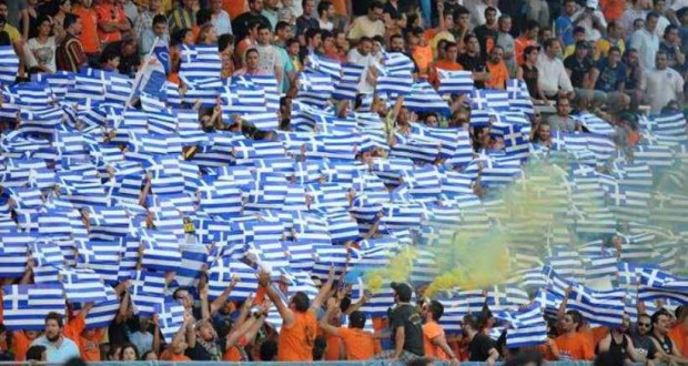 Ελλάδα θα υποστηρίζουν οι οπαδοί του ΑΠΟΕΛ στο ματς με την Κύπρο