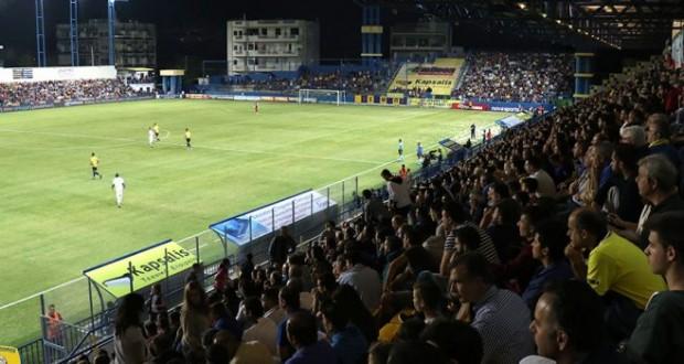 Τα εισιτήρια για τον αγώνα με την ομάδα του Α.Ο.Κ. Κέρκυρα