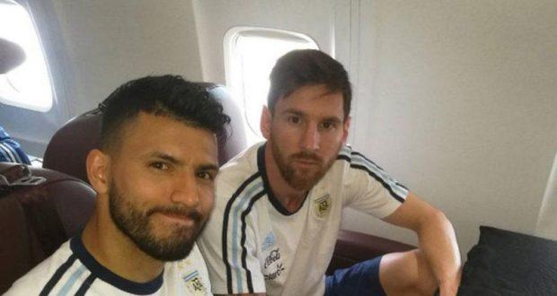 Και η Εθνική Αργεντινής ταξίδεψε με το μοιραίο αεροσκάφος πριν δύο εβδομάδες! (Φωτογραφίες)