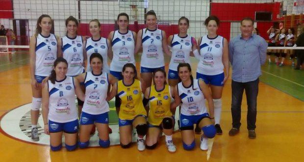 ΠΑΣ Ιωνικός 80 Volleyball: Πραγματοποιούνται καλές εμφανίσεις, λείπει όμως η νίκη