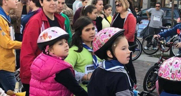 Αγρίνιο: Όλα έτοιμα για την εκκίνηση του «Τρέχω, βαδίζω, ποδηλατώ» (Φωτογραφίες – Βίντεο AgrinioTimes.gr)