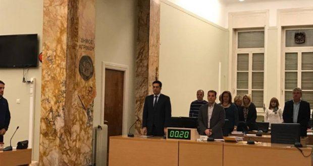 Το ψήφισμα του Δημοτικού Συμβουλίου Αγρινίου στη μνήμη του Κωστή Στεφανόπουλου