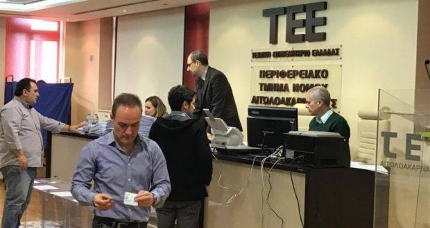Εκλογές ΤΕΕ Αιτωλοακαρνανίας: Άνετη κι αναμενόμενη πρωτιά για την Δημοκρατική Κίνηση Μηχανικών