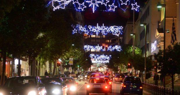 Δήμος Πατρέων: Ανάβει αύριο ο Χριστουγεννιάτικος Διάκοσμος