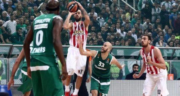 Euroleague Basketball: Πραγματικό ντέρμπι που κρίθηκε στις λεπτομέρειες