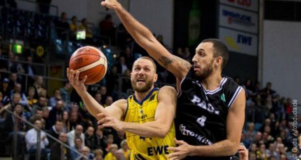 Basketball Champions League: Τα χάλασε στο φινάλε ο Π.Α.Ο.Κ.