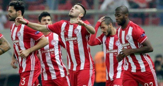 UEFA Europa League: Άφησε βαθμούς, πήρε την πρόκριση ο Ολυμπιακός
