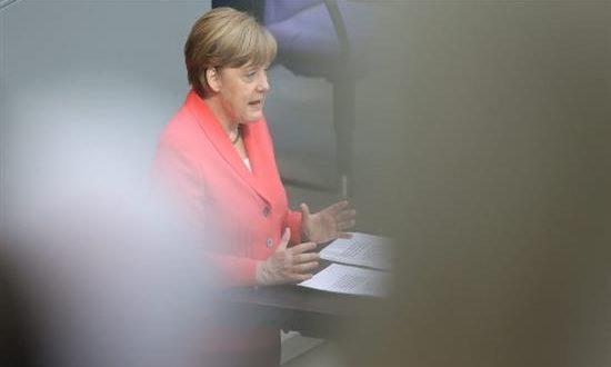 «Κλείδωσε» η υποψηφιότητα της Μέρκελ – Διεκδικεί τέταρτη θητεία