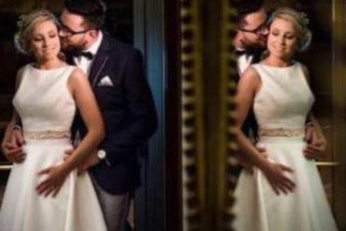 Πάτρα: Το νυφικό που έγινε viral – Οι πόζες γαμπρού και νύφης (Φωτογραφίες)