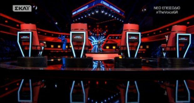 """The Voice: """"Τρέλανε"""" τους κριτές! Εκστασιασμένη η Έλενα Παπαρίζου!"""