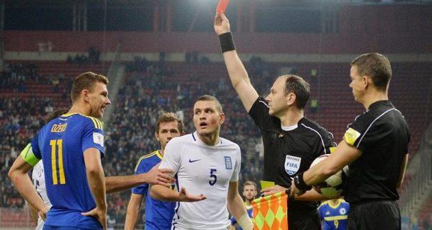 Βοσνιακές προκλήσεις: «Σκ…ά στην Ελλάδα, θα γεμίσουμε το γήπεδο σημαίες της Μακεδονίας»