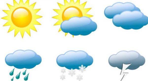 Ο καιρός στο Αγρίνιο σήμερα (Δευτέρα, 21/11)
