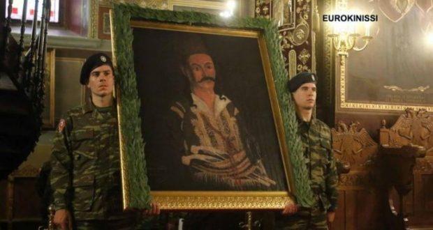 Στο Ναύπλιο για τον εορτασμό της Άλωσης του Παλαμηδίου και της Απελευθέρωσης της Πόλης παρεβρέθηκε ο Αναπληρωτής Γ.Γ. Τζανέτος Φιλιππάκος