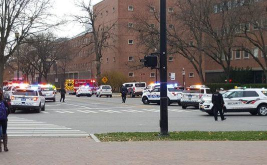 Νεκρός ο ένοπλος που εισέβαλε στο πανεπιστήμιο του Οχάιο! Τουλάχιστον 9 τραυματίες