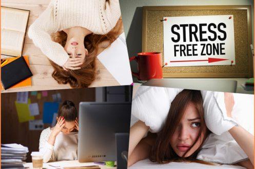 Διώξε το άγχος! Απλές, καθημερινές συμβουλές για να περιορίσεις το στρες