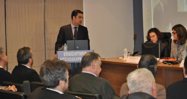 Ο Γιώργος Παπαναστασίου, για την ΕΛΑΙΑ 2016