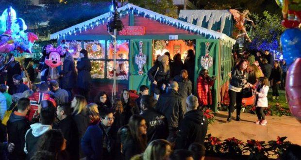 «Πάρκο των Χριστουγέννων-Αίγιο»: Έναρξη 5 Δεκεμβρίου