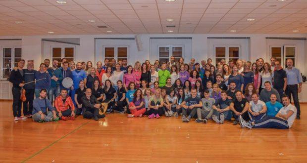 Γ.Ε.Α.: Ολοκλήρωση 9ου σεμιναρίου Παραδοσιακών Χορών