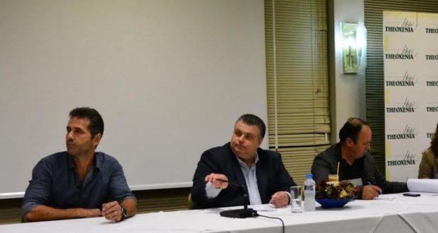 Ενημερωτική εκδήλωση από τον Δήμο Μεσολογγίου για την ελαιοκαλλιέργεια