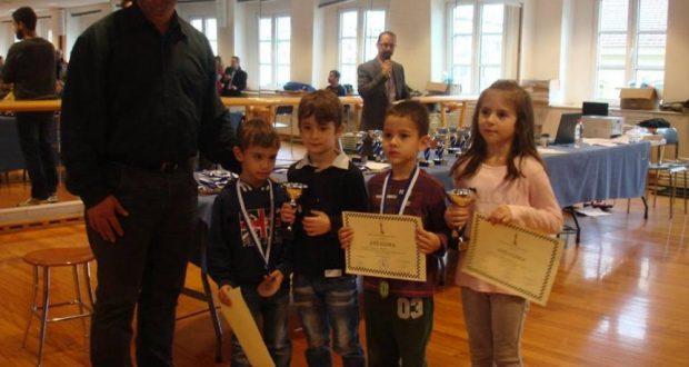 Αγρίνιο: Τέταρτο σχολικό πρωτάθλημα σκακιού (Φωτογραφίες)