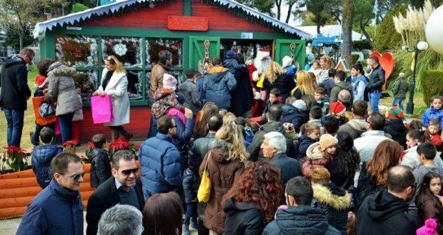 Στις 5 Δεκεμβρίου τα εγκαίνια του «Πάρκου των Χριστουγέννων» στο Αίγιο