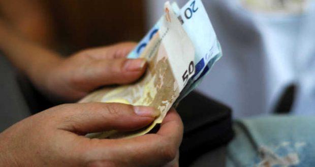 Μετρητά τέλος άνω των 500 ευρώ
