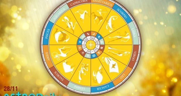 Ημερήσιες προβλέψεις για όλα τα ζώδια για την Δευτέρα (28/11)