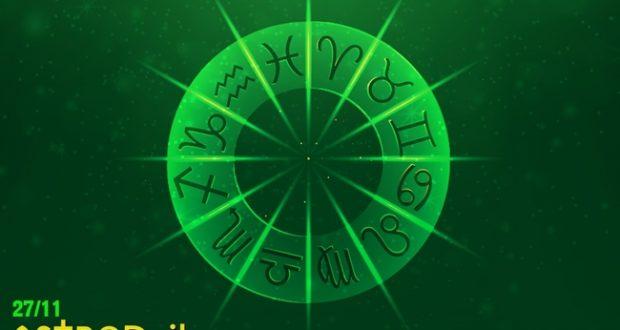 Ημερήσιες προβλέψεις για όλα τα ζώδια για την Κυριακή (27/11)