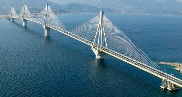 Εκπληκτικό: Τι «κρύβεται» κάτω από τη γέφυρα Ρίου-Αντιρρίου (Βίντεο)