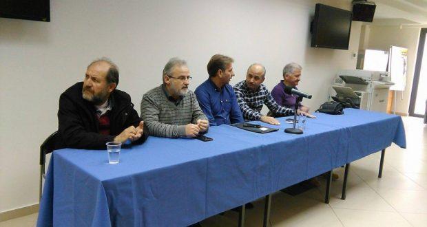 Αγρίνιο: Η 3η Περιφερειακή Σύσκεψη των εργαζομένων Δ.Ε.Υ.Α. (Φωτογραφίες)