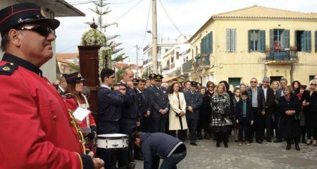 ΒΟΝΙΤΣΑ: Με κάθε λαμπρότητα και επισημότητα γιορτάσθηκε η μνήμη του προστάτου και Πολιούχου της Βόνιτσας Αγίου Σπυρίδωνα