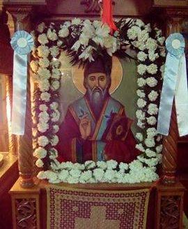 ΑΕΤΟΣ: Γιορτάσθηκε ο Πολιούχος Άγιος Σπυρίδωνας