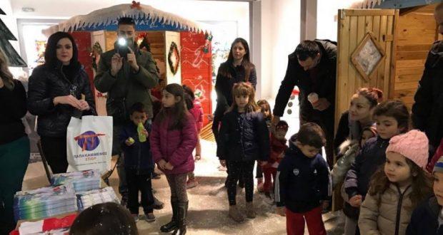 Αγρίνιο: «Το Παραμύθι της Ανάσσας του Πάγου» (Φωτογραφίες – Βίντεο)